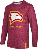 ProSphere Arts & Science Unisex Long Sleeve Tee