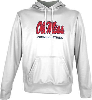Communications Spectrum Pullover Hoodie (Online Only)