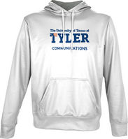 Spectrum Communications Unisex Distressed Pullover Hoodie