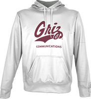 Communications Spectrum Pullover Hoodie