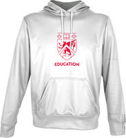 Spectrum Education Unisex Distressed Pullover Hoodie