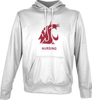 Spectrum Nursing Unisex Distressed Pullover Hoodie