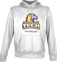 Spectrum Psychology Unisex Distressed Pullover Hoodie