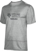 ProSphere Theology Unisex TriBlend Distressed Tee