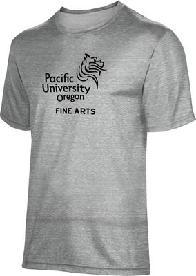 ProSphere Fine Arts Unisex TriBlend Distressed Tee