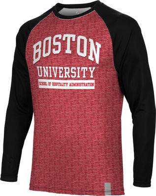 School of Hospitality Administration Spectrum Mens Sublimated LS Te