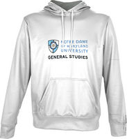 Spectrum General Studies Unisex Distressed Pullover Hoodie