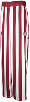 Pant with screen printed Indiana University logo. 100% Polyester. If youre a IU Basketball fanatic these have to be yours!!! Click photo to view other possible graphic options. Imported