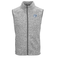 Vantage Mens Summit Sweater Fleece Vest