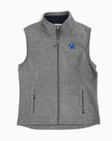 Southern Tide Gameday Sweater Fleece Vest