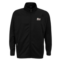 Vantage Mens Brushed Back Micro Fleece Full Zip Jacket
