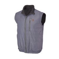The Sewanee Tigers Collection Quilted Reversible Vest