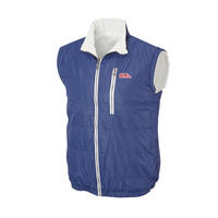 The Grove Collection at Ole Miss Quilted Reversible Vest