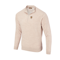 The Collection at Lehigh Merino Wind Block Quarter Zip