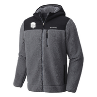 OCS Mountainside Mens Heavyweight Fleece Jacket