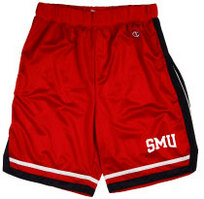 SMU Mustangs Champion Basketball Short