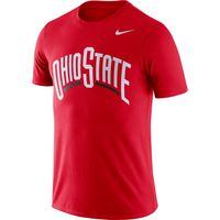 Nike Short Sleeve Dri Fit Word Tee