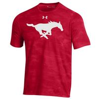 Under Armour Tech Helix Wet Print Tee
