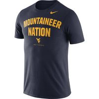 Nike College Dri Fit Short Sleeve Tee