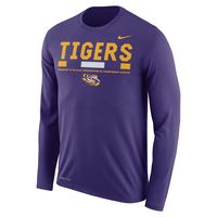 Nike Legend T Shirt Long Sleeve