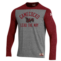 Under Armour Triblend Long Sleeve Crew