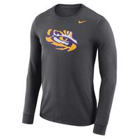 Nike Mens Logo Long Sleeve Crew