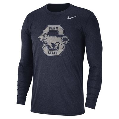 Nike Long Sleeve Tri Blend
