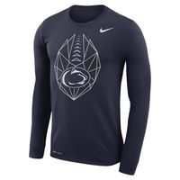 Nike Dri Fit Long Sleeve Crew