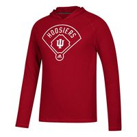 Adidas Mens Climalite Ultimate Long Sleeve T Shirt