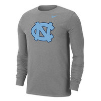 Nike Dri Fit Cotton Long Sleeve T Shirt
