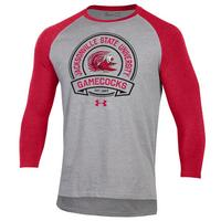 Under Armour Performance Cotton Baseball Tee