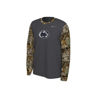 Nike College Real Tree Camo Tee
