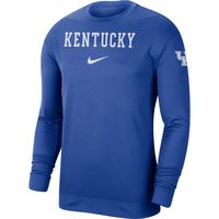 Nike College Dri Fit Spotlight Long Sleeve Top