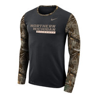 Nike Long Sleeve Legend Realtree Camo T Shirt