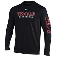 Under Armour Performance Cotton LS Tee