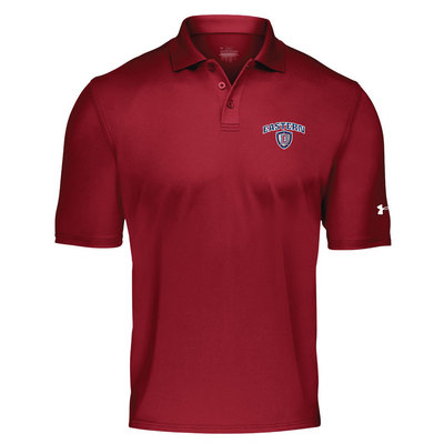 Under Armour Heat Gear Loose Fit Team Polo