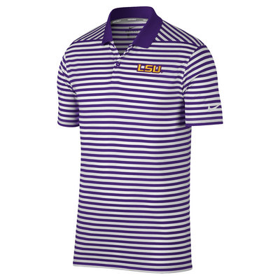 5161adea Nike Dry Victory Stripe Polo | Barnes & Noble at LSU