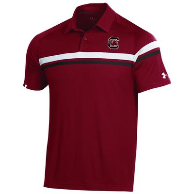Under Armour Sideline Tour Drive Polo