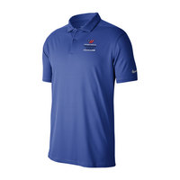 Warrior Open Nike Texture Polo