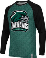 Basketball Spectrum Sublimated Long Sleeve Tee