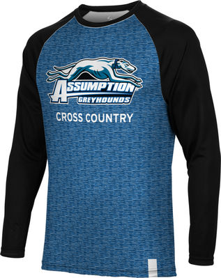 Cross Country Spectrum Sublimated Long Sleeve Tee