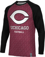 Football Spectrum Sublimated Long Sleeve Tee