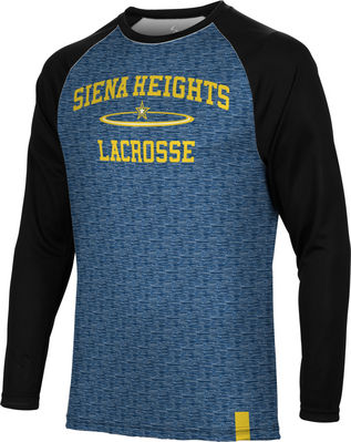 Lacrosse Spectrum Sublimated Long Sleeve Tee