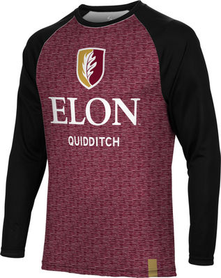 Quidditch Spectrum Sublimated Long Sleeve Tee