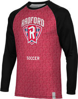 Soccer Spectrum Sublimated Long Sleeve Tee