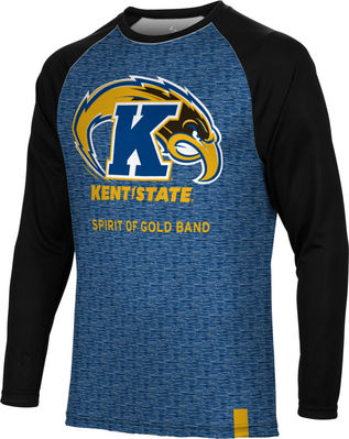 Spirit of Gold Band Spectrum Sublimated Long Sleeve Tee