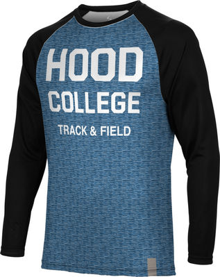 Track & Field Spectrum Sublimated Long Sleeve Tee
