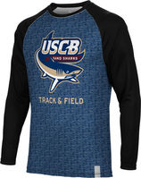 Track & Field Spectrum Sublimated Long Sleeve Tee (Online Only)