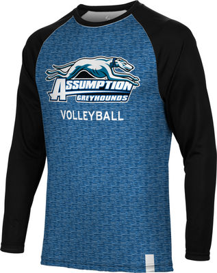 Volleyball Spectrum Sublimated Long Sleeve Tee
