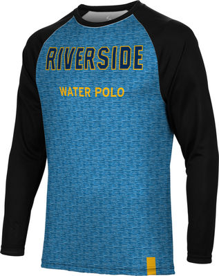 Water Polo Spectrum Sublimated Long Sleeve Tee